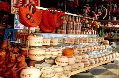 Ngành thủ công mỹ nghệ xuất khẩu: Chú trọng xúc tiến thương mại